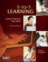 Cover image for 1-to-1 learning : laptop programs that work
