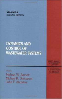 Cover image for Dynamics and control of wastewater systems