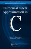 Cover image for Numerical linear approximation in C