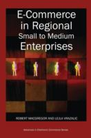 Cover image for E-commerce in regional small to medium enterprises