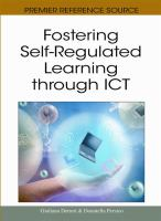 Cover image for Fostering self-regulated learning through ICT