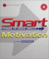 Cover image for Smart things to know about motivation