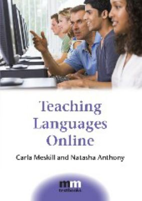 Cover image for Teaching languages online