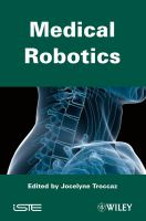 Cover image for Medical robotics