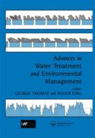 Cover image for Advances in water treatment and environmental management