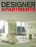 Cover image for Designer apartments