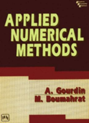 Cover image for Applied numerical methods