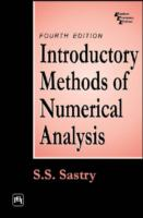 Cover image for Introductory methods of numerical analysis