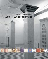 Cover image for Charles Vandenhove : art in architecture