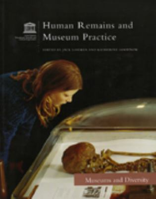 Cover image for Human remains & museum practice