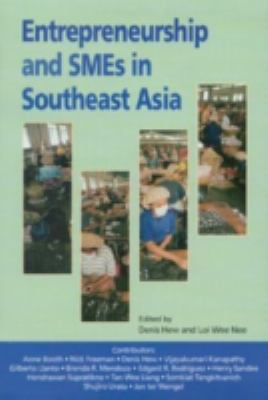 Cover image for Entrepreneurship and SMEs in Southeast Asia