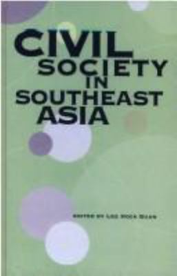 Cover image for Civil society in Southeast Asia