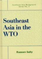 Cover image for Southeast Asia in the WTO
