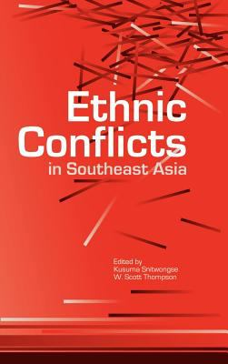 Cover image for Ethnic conflicts in Southeast Asia