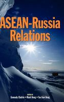 Cover image for ASEAN-Russia relations