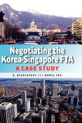 Cover image for Negotiating the Korea-Singapore FTA : a case study