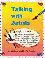 Cover image for Talking with artists