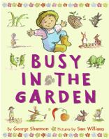 Cover image for Busy in the garden