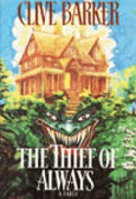 Cover image for The thief of always : a fable