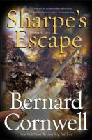 Cover image for Sharpe's escape. bk. 10 : Richard Sharpe and the Bussaco Campaign, 1810 ; Richard Sharpe series