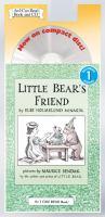 Imagen de portada para Little Bear's friend