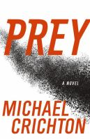 Cover image for Prey : novel