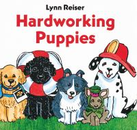 Cover image for Hardworking puppies