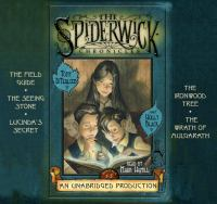 Cover image for The spiderwick chronicles. Books 1-5