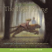 Cover image for The tiger rising [sound recording CD]