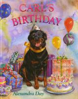 Cover image for Carl's birthday