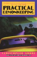 Cover image for Practical demonkeeping : a comedy of horrors