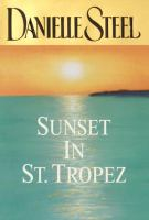 Cover image for Sunset in St. Tropez