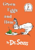 Cover image for Green eggs and ham
