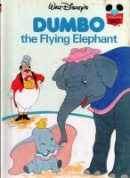 Cover image for Walt Disney's Dumbo, the flying elephant