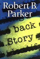 Cover image for Back story. bk. 30 : Spenser series