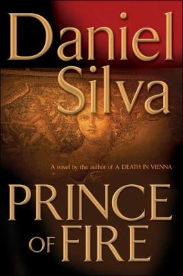 Cover image for Prince of fire. bk. 5 : Gabriel Allon series