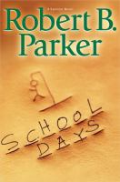 Cover image for School days bk. 33 : Spenser series