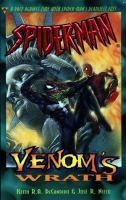 Cover image for Venom's wrath : Spiderman series