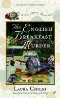 Cover image for The English breakfast murder. bk. 4 : Tea shop mystery series