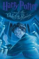 Cover image for Harry Potter and the Order of the Phoenix. bk. 5 : Harry Potter series