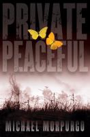 Cover image for Private Peaceful