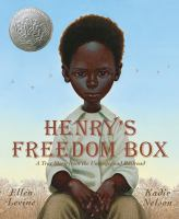 Cover image for Henry's freedom box
