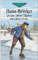 Cover image for Hans Brinker, or, The silver skates
