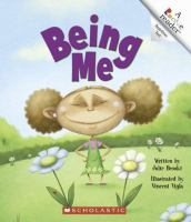 Cover image for Being me