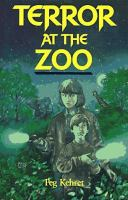 Cover image for Terror at the zoo