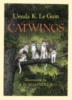 Cover image for Catwings
