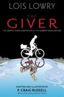 Cover image for The giver [graphic novel]