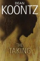Cover image for The taking