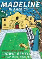 Cover image for Madeline in America and other holiday tales