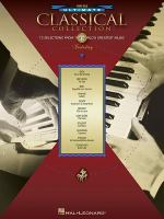 Cover image for Ultimate classical collection : piano solo : 73 selections from the world's greatest music.